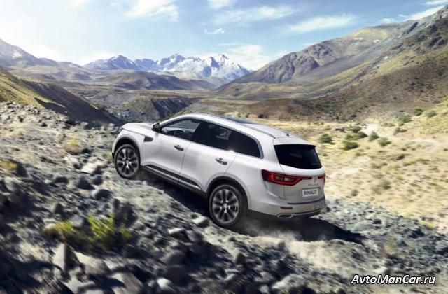 Renault Koleos назван самым ожидаемым автомобилем 2018 года