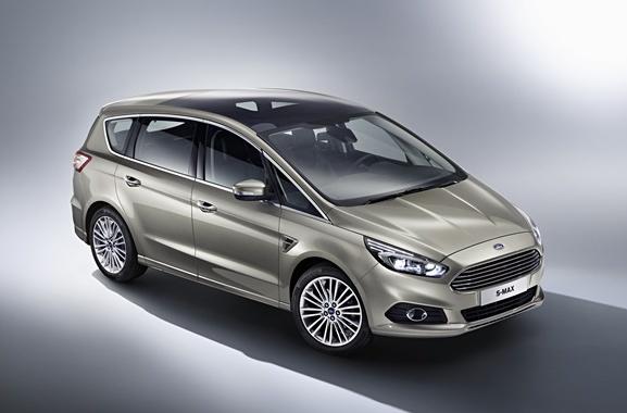 новая модель ford s max