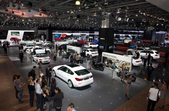 Вчера 27-го августа в столичном выставочном центре «Крокус Экспо» стартовал  Московский автосалон 2014, который продлится до 7-го сентября включительно. a4bb2aba0f3