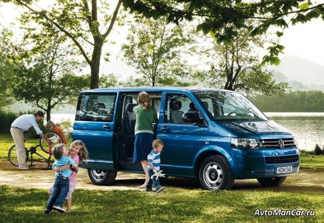 Рейтинг микроавтобусов для семьи
