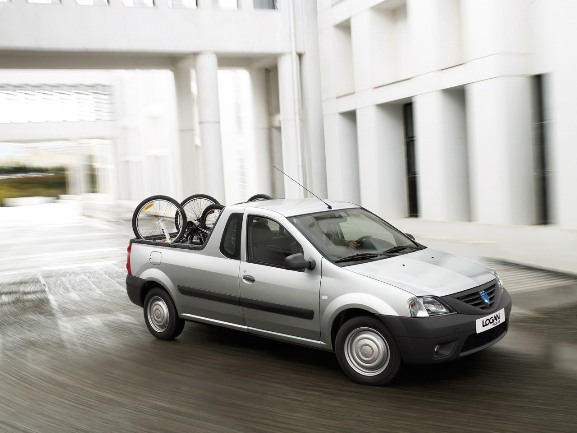 Dacia Logan pick-up 2008 года: комплектации, цены, технические характеристики и фото