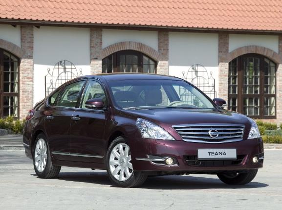 Авто Nissan Teana