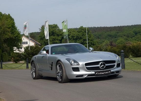 Авто Mercedes SLS AMG