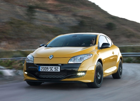 Авто Renault Megane RS