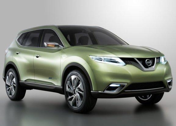 Nissan hi cross