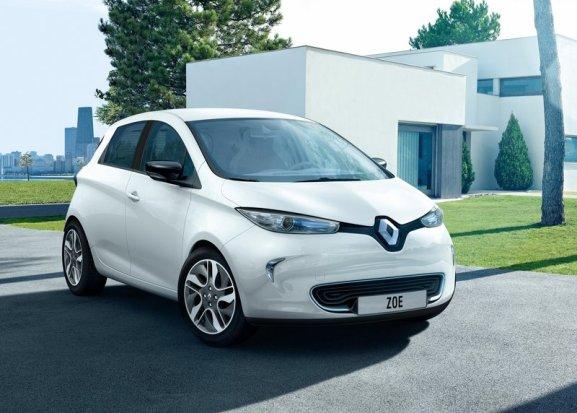 Авто Renault Zoe