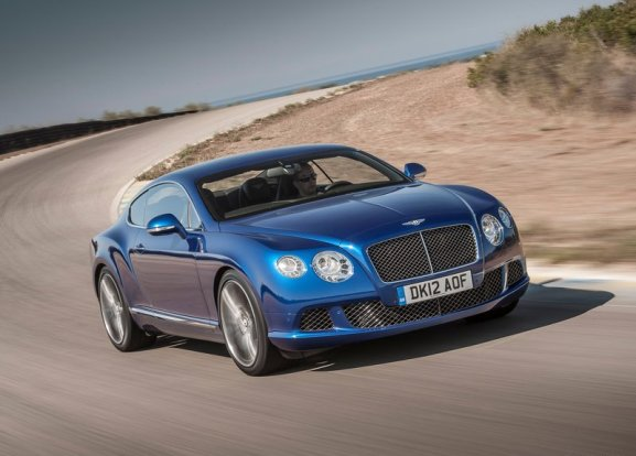 отзывы bentley continental gt speed
