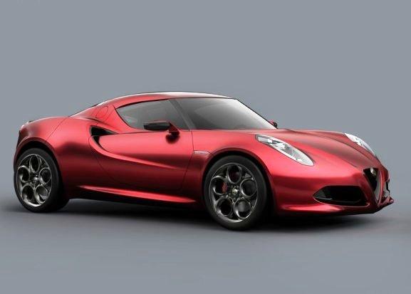 Alfa Romeo 4C: �� ������� ��� ������